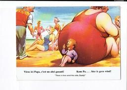 Humo 049 - Viens Ici Papa, C'est Un Abri Garanti - Kom Pa Hier Is Geen Wind - Humor