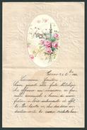 LETTERINA DI NATALE - ANNO 1896 - Vecchi Documenti