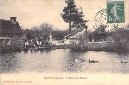 53 - NEUILLY LE VENDIN : L'Etang Du Moulin - CPA - Mayenne - Frankreich