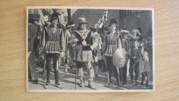 ITALIA TOSCANA CARTOLINA DA IL PALIO DI SIENA FORMATO PICCOLA VIAGGIATA - Siena