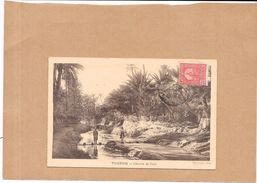 TOZEUR - TUNISIE - Chemin De Felli - ENCH2306 - - Túnez
