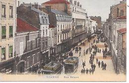 ROANNE - ( 42 ) -   Rue Brison - Roanne