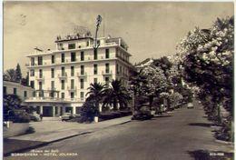 Bordighera - Hotel Jolanda - 513 - 498 - Formato Grande Viaggiata - E 2 - Imperia