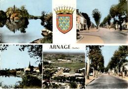 D72  ARNAGE  Multi- Vues  ..... - Otros Municipios