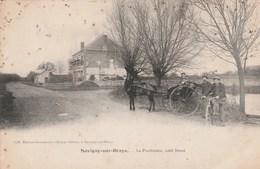 Savigny-sur-Braye - La Poulinière, Côté Nord - France