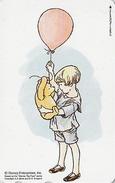 Télécarte NEUVE Japon / 110-211772 - DISNEY - Série WINNIE POOH COLLECTION - Japan MINT Phonecard / Balloon - 3000 EX - Disney