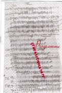 87 -LIMOGES-PROGRAMME 20-5-1-70-CATHEDRALE SAINT ETIENNE-E. MICHELET MINISTRE-GUY PERNOD -TE DEUM CHARPENTIER-BACH - Programmi