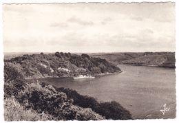 29 - ABBAYE DE LANDÉVENNEC - Les Bois De L'Abbaye Sur La Pointe Penforn .... - Ed. JOS N° 2033 - 1960 - Landévennec