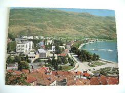OHRID / OCRIDA   MACEDONIA   VIAGGIATA   COME DA FOTO - Macedonia