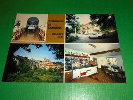 Cartolina Mulazzo - Ristorante El Caracol 1990 Ca - Massa