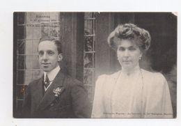 Biarritz. Alphonse XIII Et Ena De Battenberg. - Biarritz