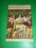 Cartolina Montecatini Terme - Stab. Tettuccio - Ceramica Di Basilio Cascella - Pistoia