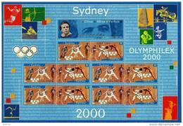 """FR Bloc YT 31A """" J.O. De Sydney """" 2000 Neuf** - Mint/Hinged"""