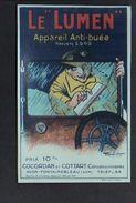 Publicité Appareil Anti Buée Le Lumen Dessin De Raoul Vion  / Reproduction Photo Print ( Fond Neudin ) - Publicité