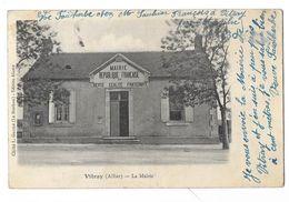 VITRAY (03) La Mairie - Other Municipalities