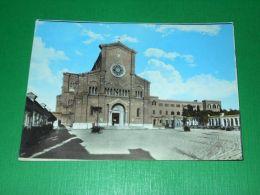 Cartolina Anzio - Santuario Di Santa Teresa 1960 Ca (n.1) - Roma
