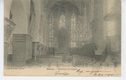 ECOUEN - Intérieur De L'Eglise - Ecouen