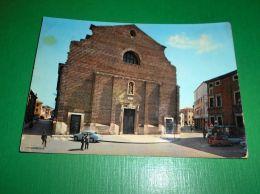 Cartolina Rovigo - Il Duomo 1960 Ca - Rovigo