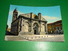 Cartolina Riviera Di Rimini - Tempio Malatestiano 1967 - Rimini