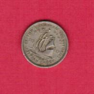 BRITISH CARIBBEAN TERRITORIES   10 CENTS 1956 (KM # 5) - East Caribbean States