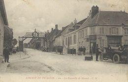 80 Somme Moreuil Circuit De Picardie 22 La Passerelle De Moreuil C N - Moreuil