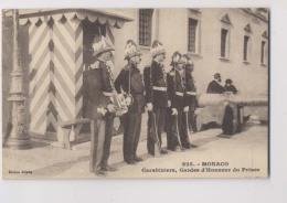 CARABINIERS - Gardes D'honneur Du Prince - Monaco - Gros Plan - Animée - Palais Princier