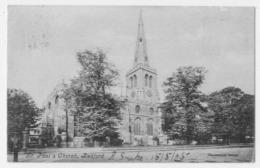 BEDFORD St Paul's Church - Bedford