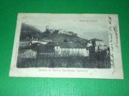 Cartolina Saluti Da Vittorio - Castello S. Martino ( Residenza Vescovile ) 1905 - Treviso