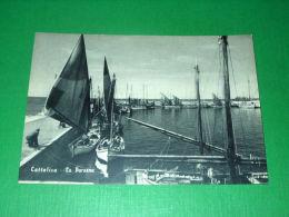 Cartolina Cattolica - La Darsena 1961 - Rimini
