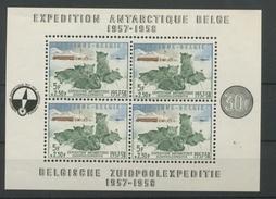 Bloc 31 ** Chiens Et Antartique 1957  Cote 180 Euros   Parfait ** - Bloques 1924 – 1960