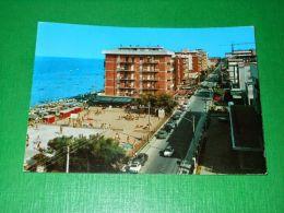 Cartolina Igea Marina - Viale Pinzon 1975 - Rimini