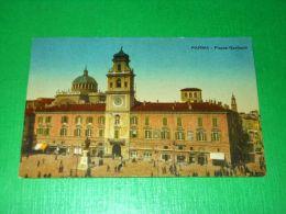 Cartolina Parma - Piazza Garibaldi 1915 Ca - Parma