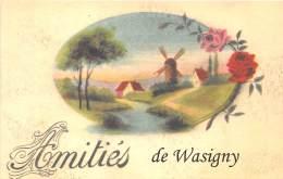 08 - ARDENNES / Fantaisie Moderne - CPM - Format 9 X 14 Cm - WASIGNY - Frankreich