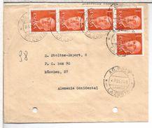 LA ZUBIA GRANADA CC CON MAT AGENCIA POSTAL SELLOS BASICA AGUJEROS ARCHIVO - 1931-Today: 2nd Rep - ... Juan Carlos I
