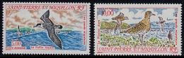 B0700 SAINT PIERRE ET MIQUELON 1993, SG 696-7  Migratory Birds, Greater Shearwater  MNH - St.Pierre & Miquelon