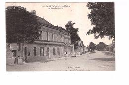 49 Noyant Mairie Et Gendarmerie , Voir Etat Ci Dessous - Andere Gemeenten
