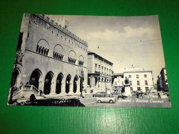 Cartolina Rimini - Piazza Cavour 1968 - Rimini