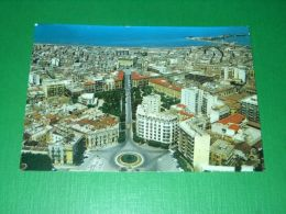 Cartolina Barletta - Panorama Dall' Aereo 1968 - Bari