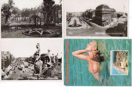 6 CP (Seulement 4 Reproduites - BORDEAUX (4) ARCACHON(1) MONTALIVET LES BAINS (Femme  Aux Seins Nus)   (98124) - France