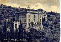 Bordighera - Villa Regina Margherita - Formato Grande Viaggiata - E 2 - Imperia