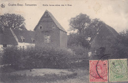 Tervueren - Quatre-Bras - Vieille Ferme Drève Des 4 Bras (1921) - Tervuren