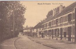 Rhode St Genèse - Rue De La Station (petite Animation, Edit. Gofflot) - Rhode-St-Genèse - St-Genesius-Rode