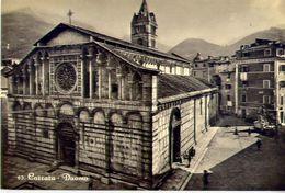 Carrara - Duomo - Formato Grande Viaggiata - E 2 - Carrara