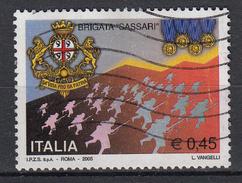 ITALIË - Michel - 2005 - Nr 3017 - Gest/Obl/Us - 6. 1946-.. Repubblica