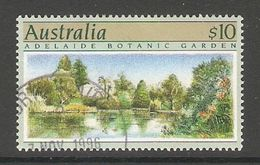 005121 Australia 1989 $10 FU - Used Stamps