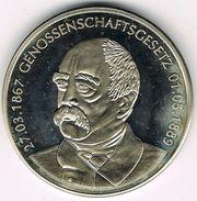 Beatiful Big Germany Medal Otto Von Bismarck 2008. German Empire, Reich, Iron Chancellor. - Adel