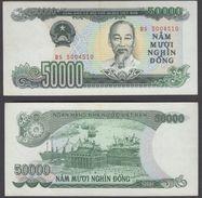 Vietnam 50000 Dong 1994 (VF++) Condition Banknote P-116 - Viêt-Nam