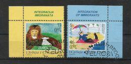 Jugoslawien  2006  Mi.Nr. 3329 / 3330  , EUROPA CEPT - Integration - Postfrisch / MNH / (**) - 1992-2003 Sozialistische Republik Jugoslawien
