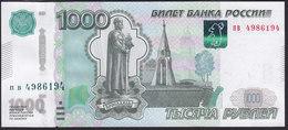 Russia 1000 Rublei 2010 P272c - Russie