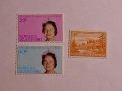 ILE NORFOLK  1980   LOT# 1 - Ile Norfolk